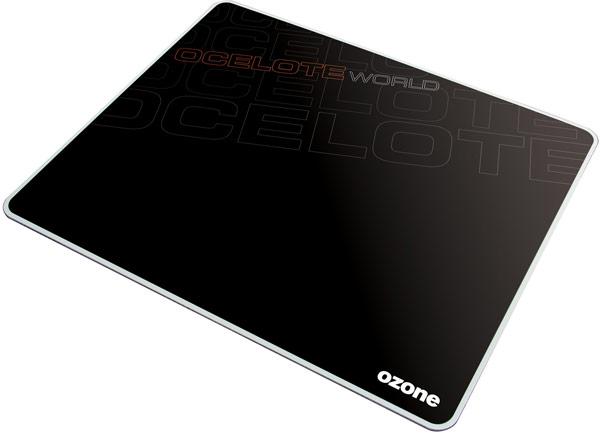 При разработке коврика Ozone Gaming Ocelote World основное внимание было уделено обеспечению точных и быстрых перемещений мыши