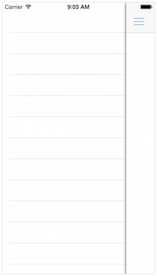 Добавляем панель бокового меню в свое iOS-приложение - 9
