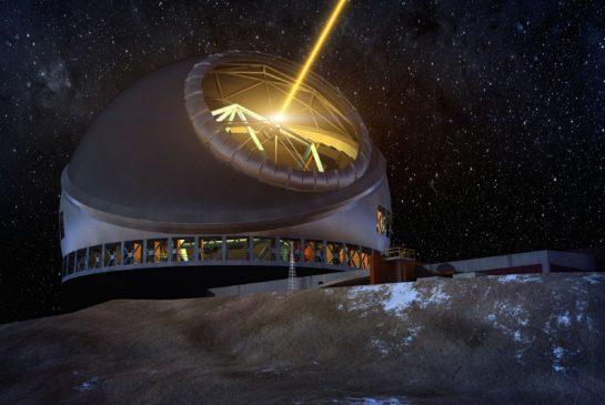 Канада, наконец, согласилась с необходимостью тридцатиметрового телескопа - 1