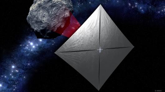 При первом запуске тяжелая ракета-носитель SLS выведет в космос 11 мини-спутников - 1