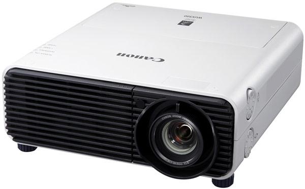 В проекторах Canon XEED WUX500 используются панели LCOS