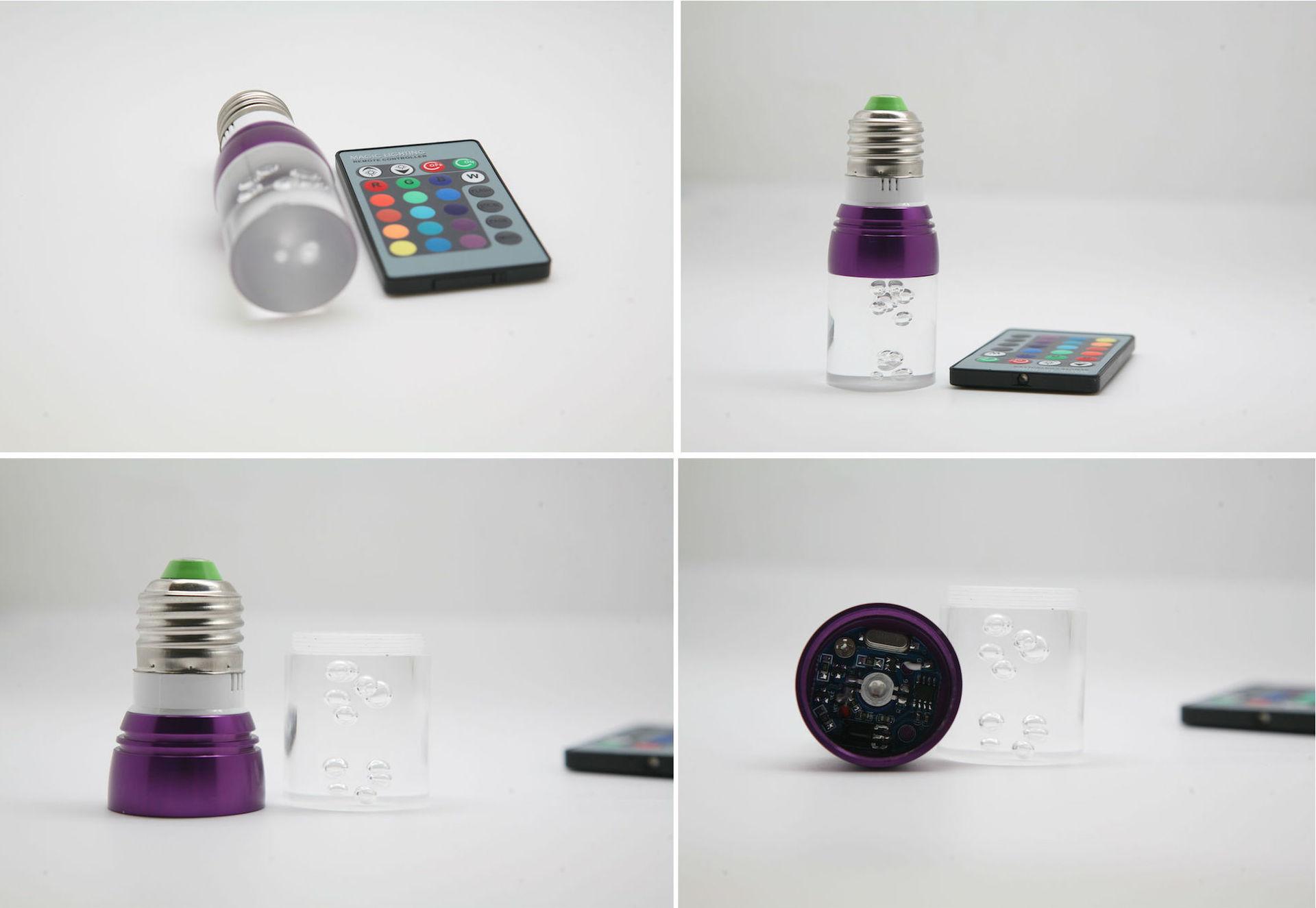 Светлый «ламповый» пост: подборка умных ламп и набор моих впечатлений - 7