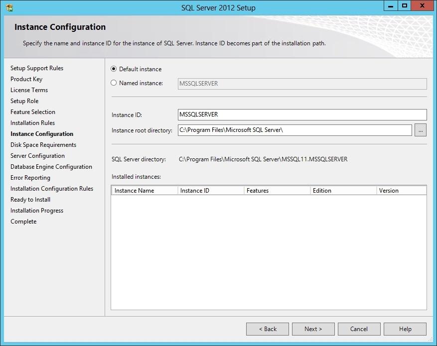 Установка SQL Server 2012 для SharePoint 2013 - 10
