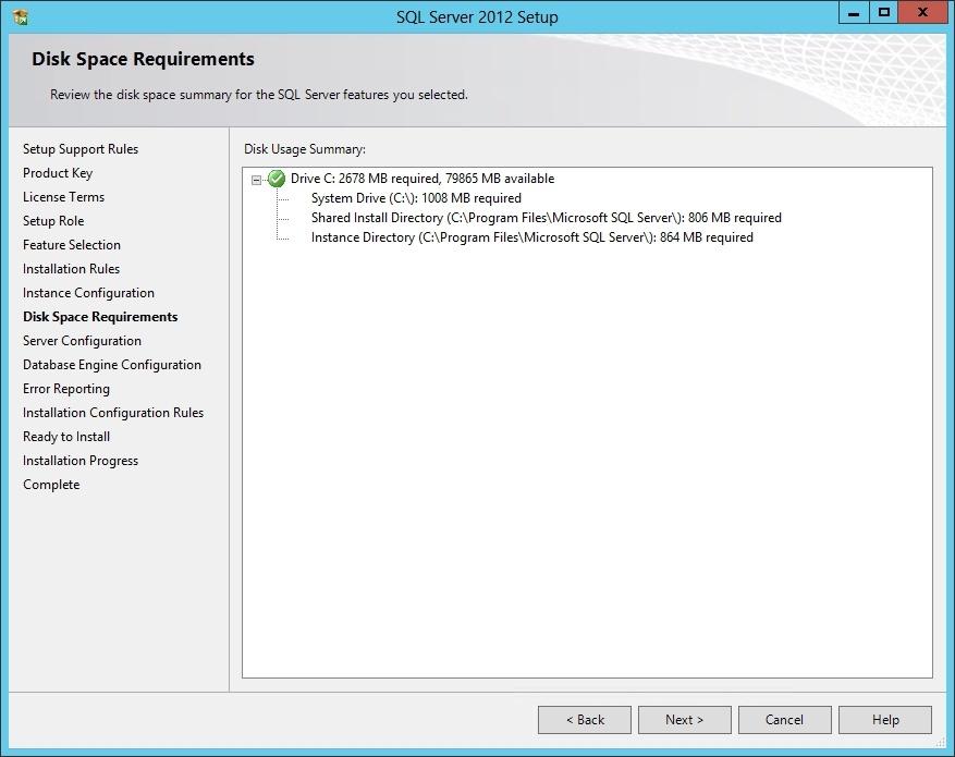Установка SQL Server 2012 для SharePoint 2013 - 11