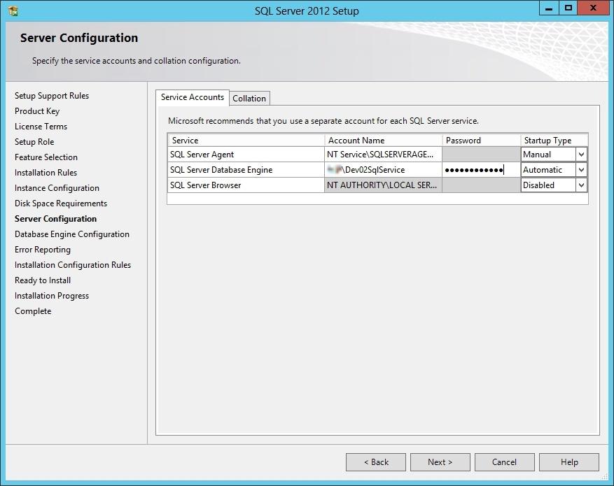 Установка SQL Server 2012 для SharePoint 2013 - 12