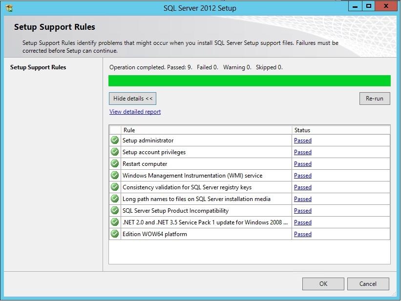 Установка SQL Server 2012 для SharePoint 2013 - 3