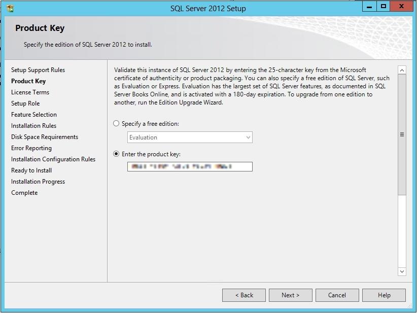Установка SQL Server 2012 для SharePoint 2013 - 4