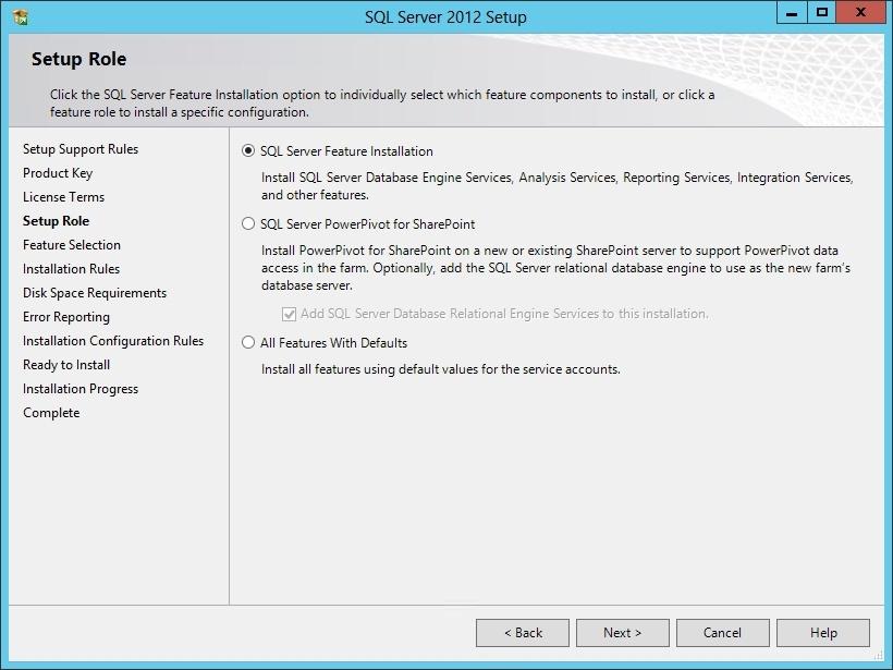 Установка SQL Server 2012 для SharePoint 2013 - 6