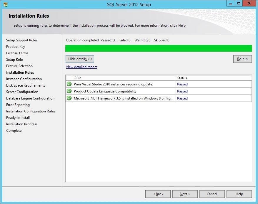 Установка SQL Server 2012 для SharePoint 2013 - 9