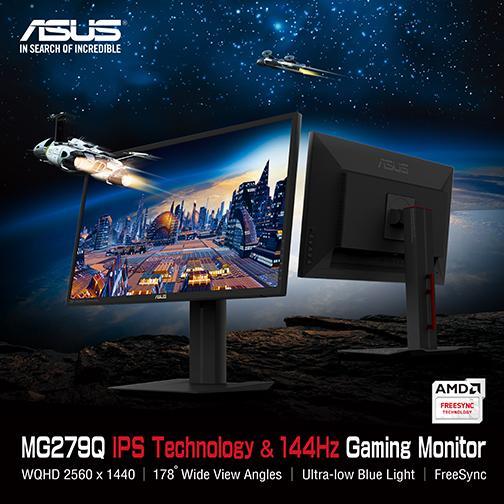 К настоящему моменту уже представлено более десяти моделей мониторов, поддерживающих AMD FreeSync