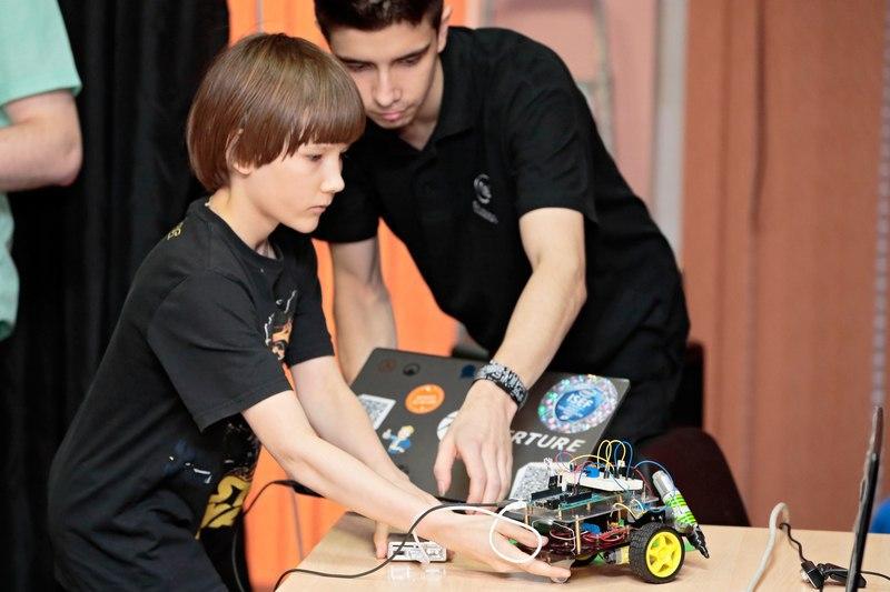 Intel Edison. Как учить детей программировать - 5