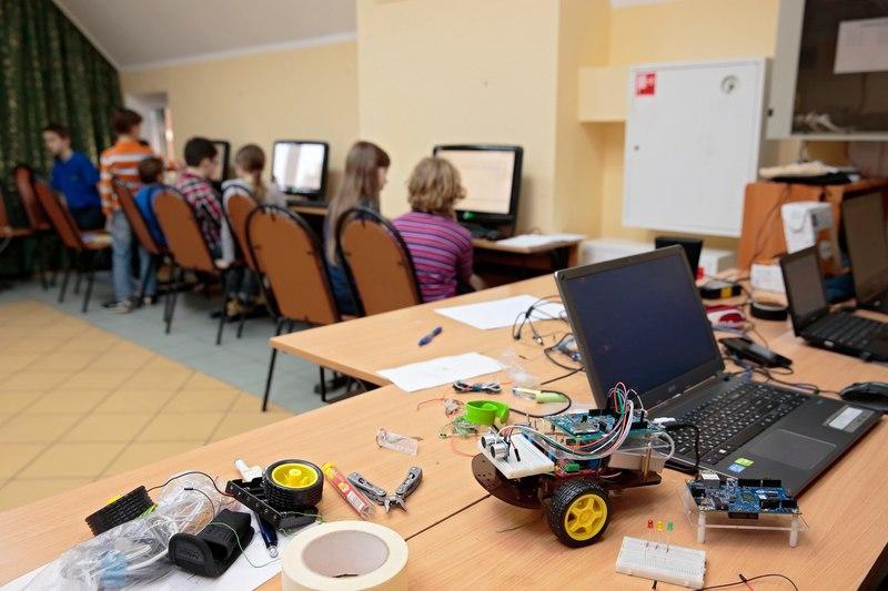 Intel Edison. Как учить детей программировать - 1