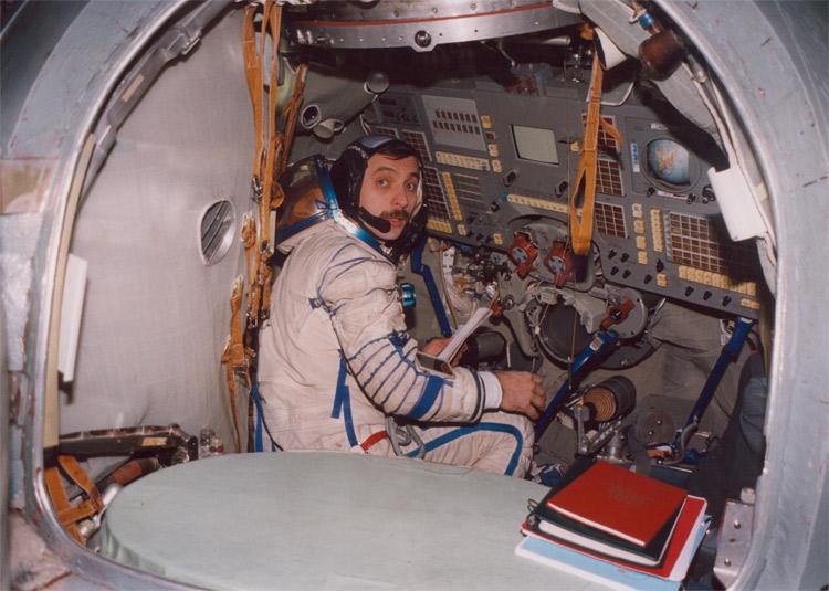 Александр Иванович Лазуткин — бортинженер «Союз ТМ-25» - 5