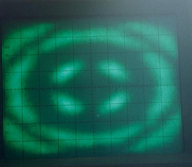 Аппаратный зал (про инфраструктуру спутниковой сети и осциллограф) - 39