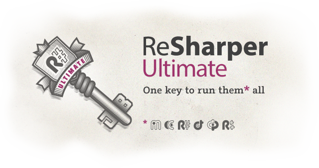 Доступно свежее обновление ReSharper Ultimate - 1