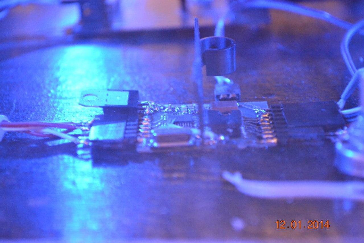 Электроника для 3D сканера - 1