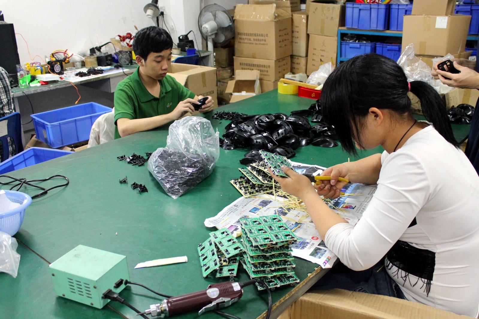Фабрика мышей в Шэньчжэне - 12