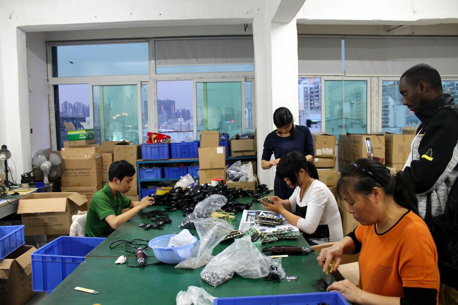 Фабрика мышей в Шэньчжэне - 2
