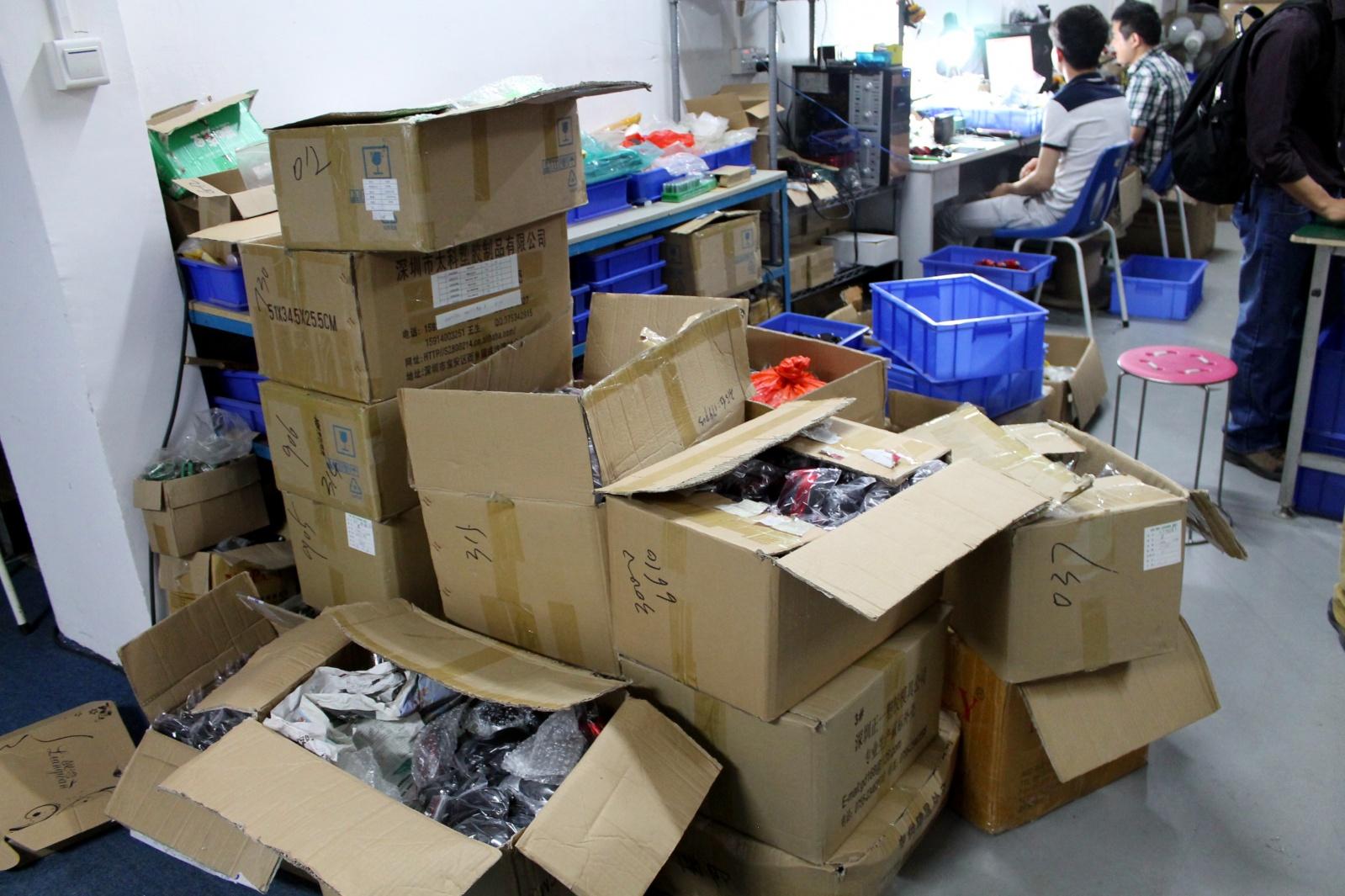 Фабрика мышей в Шэньчжэне - 3