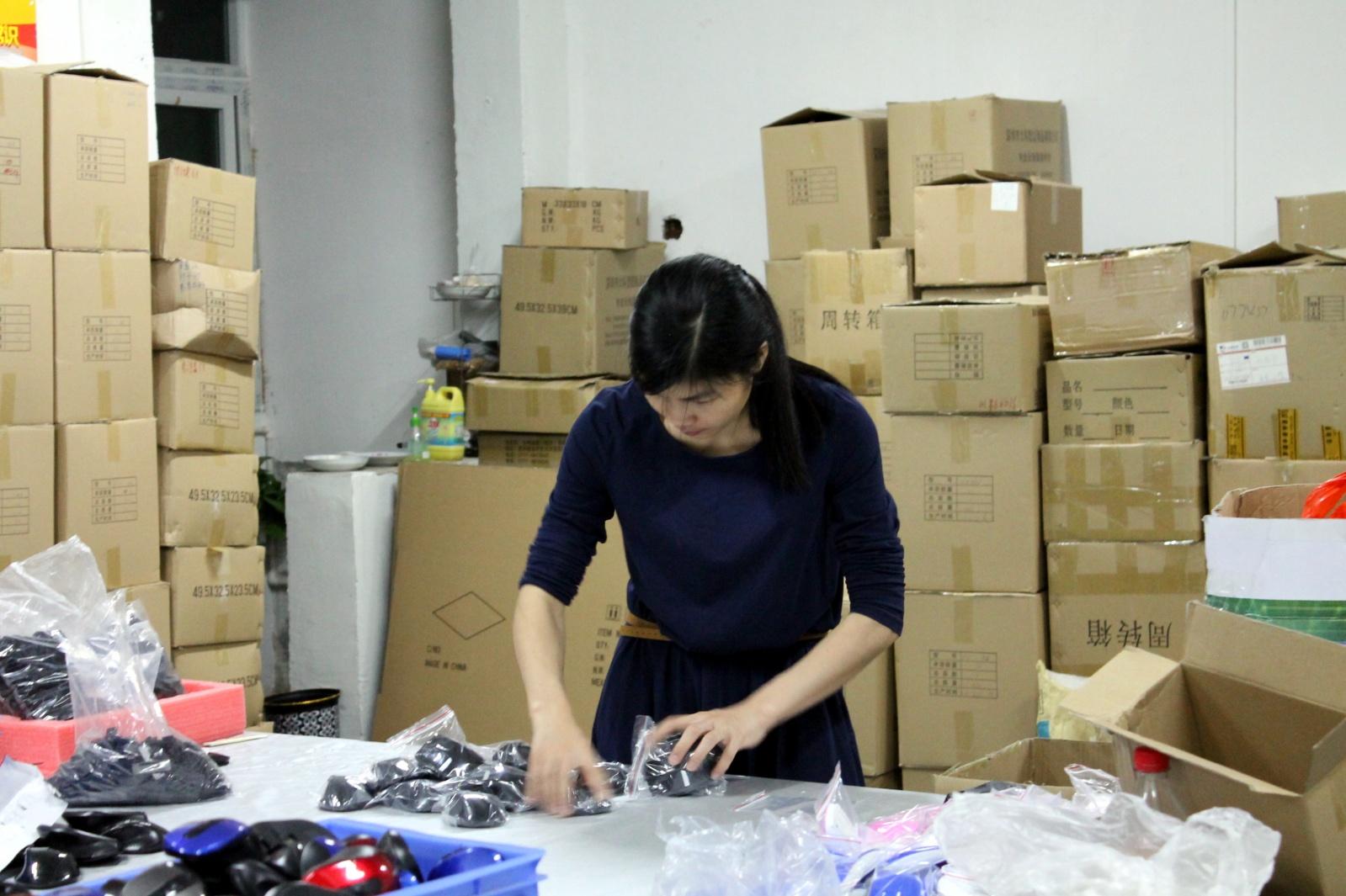 Фабрика мышей в Шэньчжэне - 4