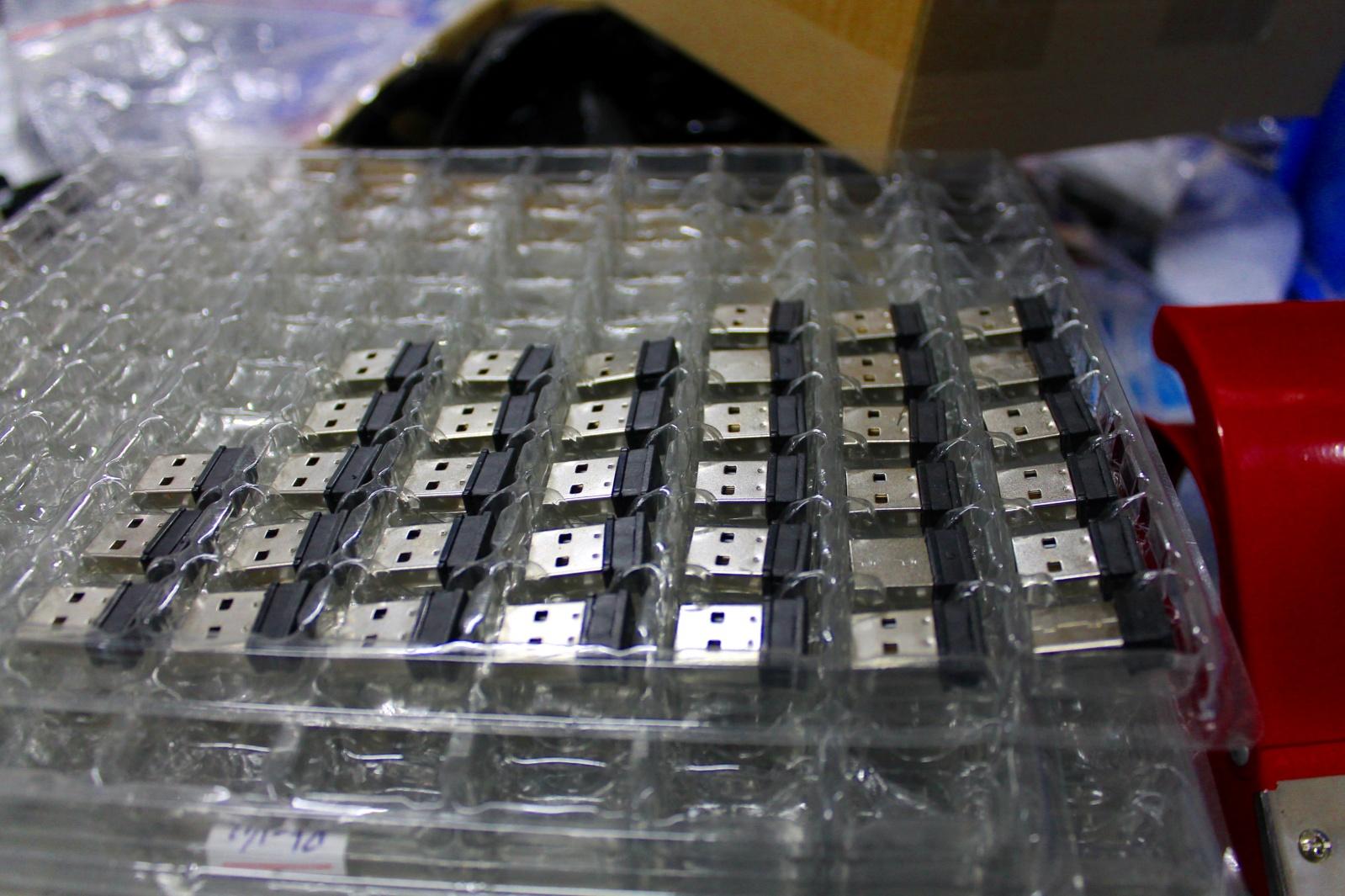 Фабрика мышей в Шэньчжэне - 8