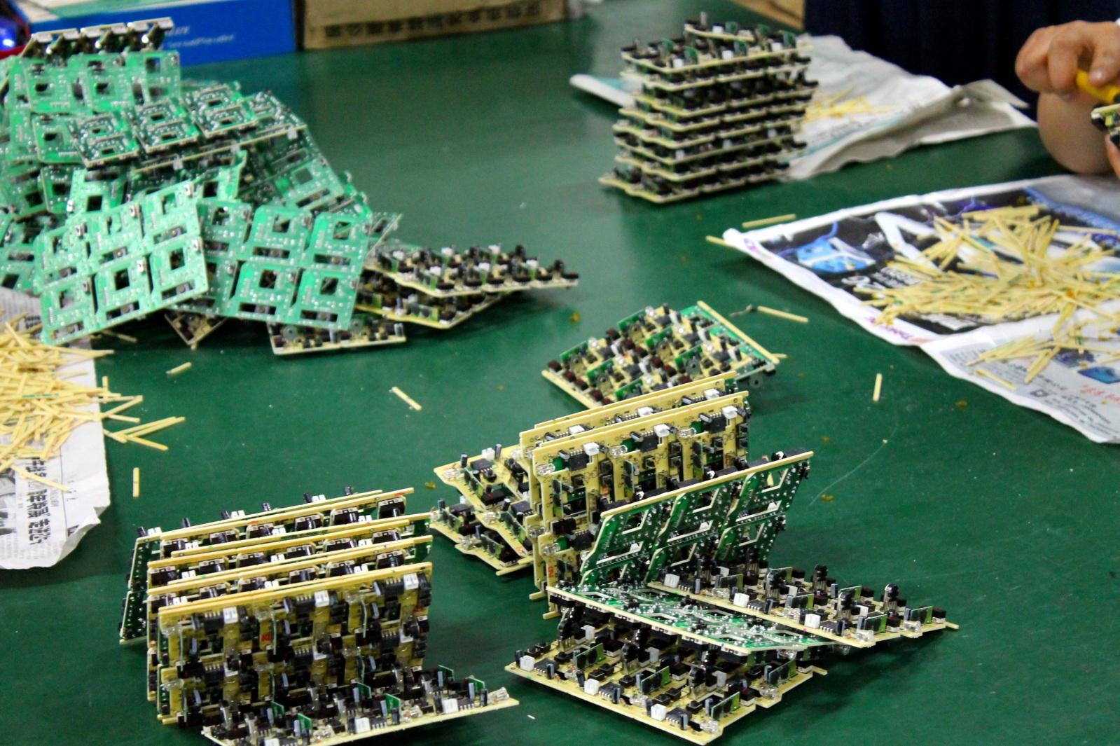 Фабрика мышей в Шэньчжэне - 9