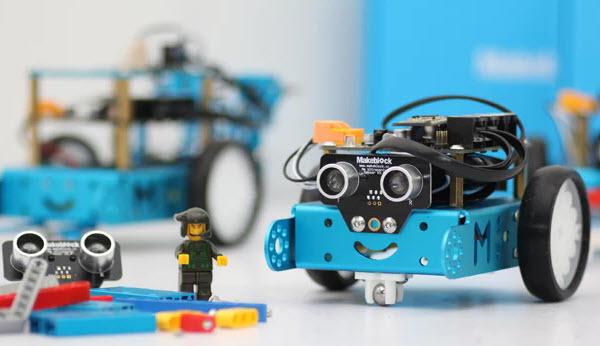Робот mBot научит детей основам программирования, электроники и робототехники. - 1