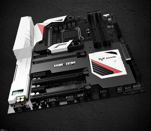 Плата Colorful iGame Z170 будет оснащена процессорным гнездом LGA 1151