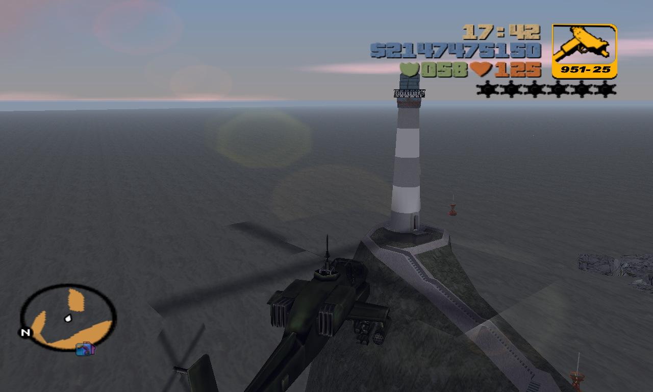 Вертолеты в GTA III-LCS или лучше поздно, чем никогда - 1