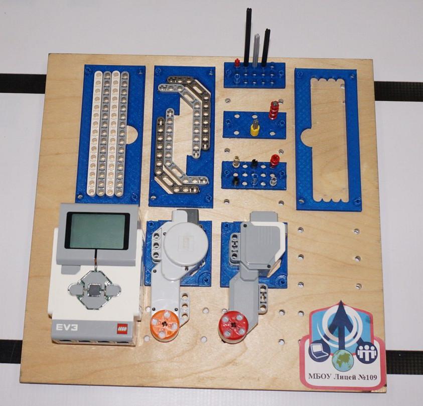 3d принтер в кабинете информатики, опыт применения - 16