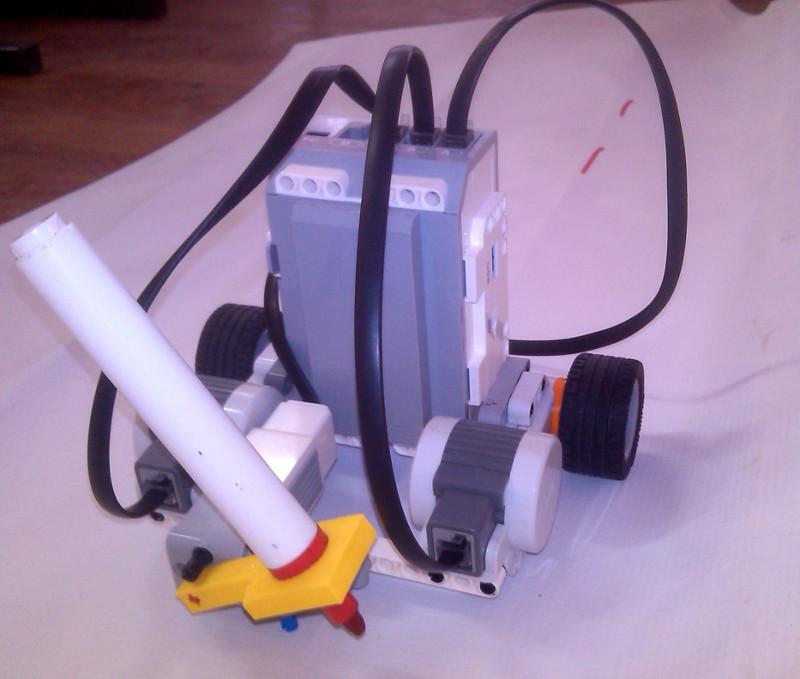 3d принтер в кабинете информатики, опыт применения - 18