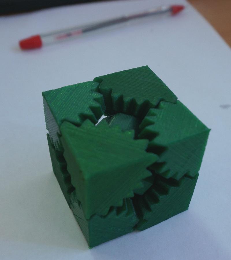 3d принтер в кабинете информатики, опыт применения - 4