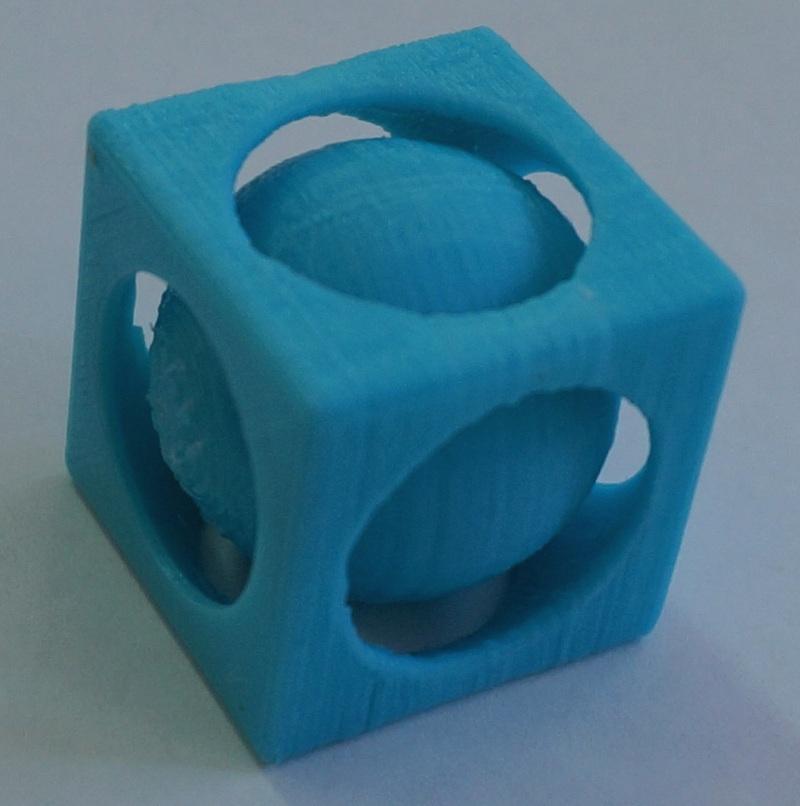 3d принтер в кабинете информатики, опыт применения - 8