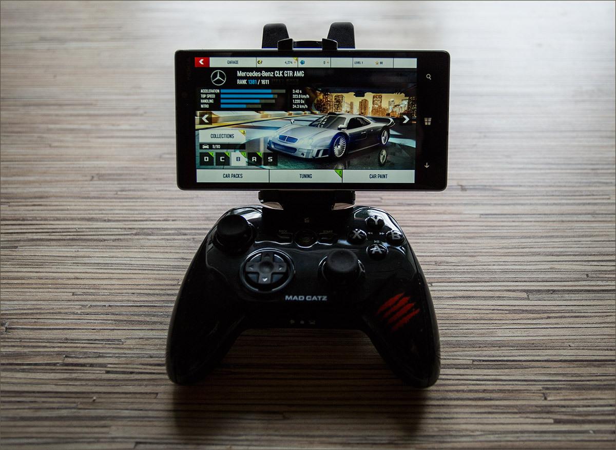 C.T.R.L. — семейство мобильных геймпадов от MadCatz - 11