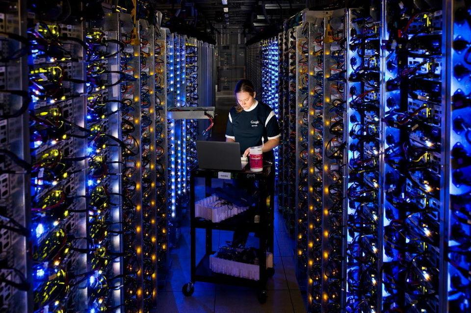 Google открыл новый дата-центр ценой в $600 млн - 1