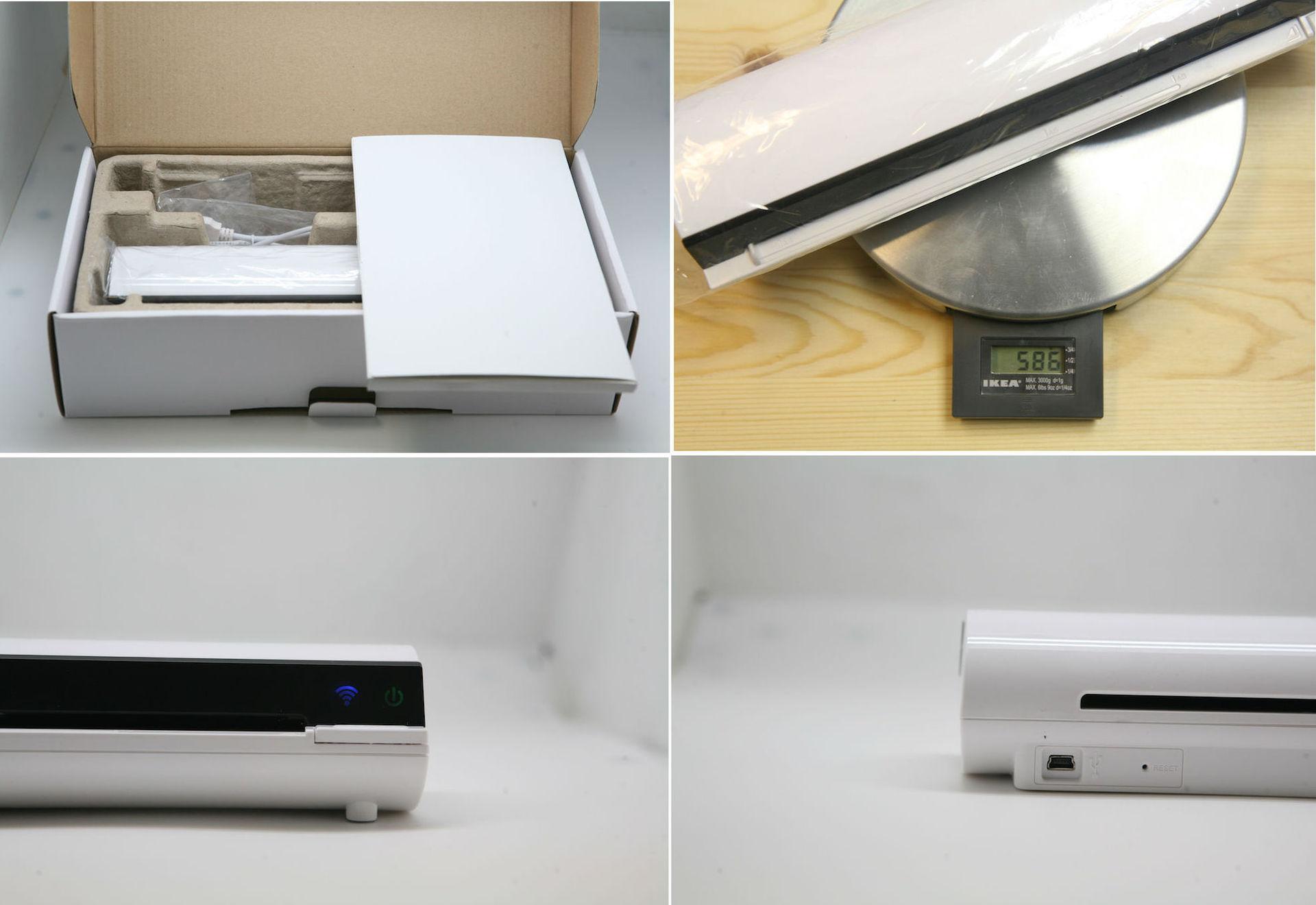 IScan Air — беспроводной портативный Wi-Fi сканер: обзор, характеристики, принцип работы - 2