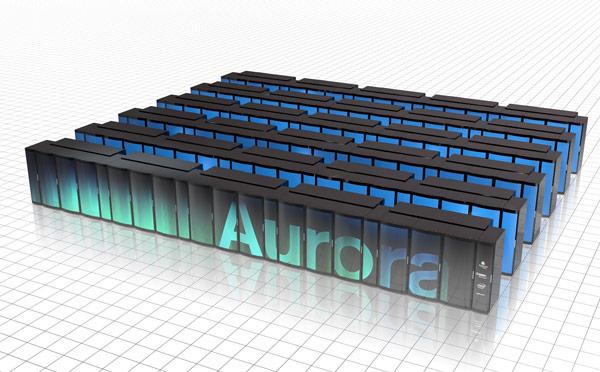 Министерство энергетики США заказало у Intel два суперкомпьютера