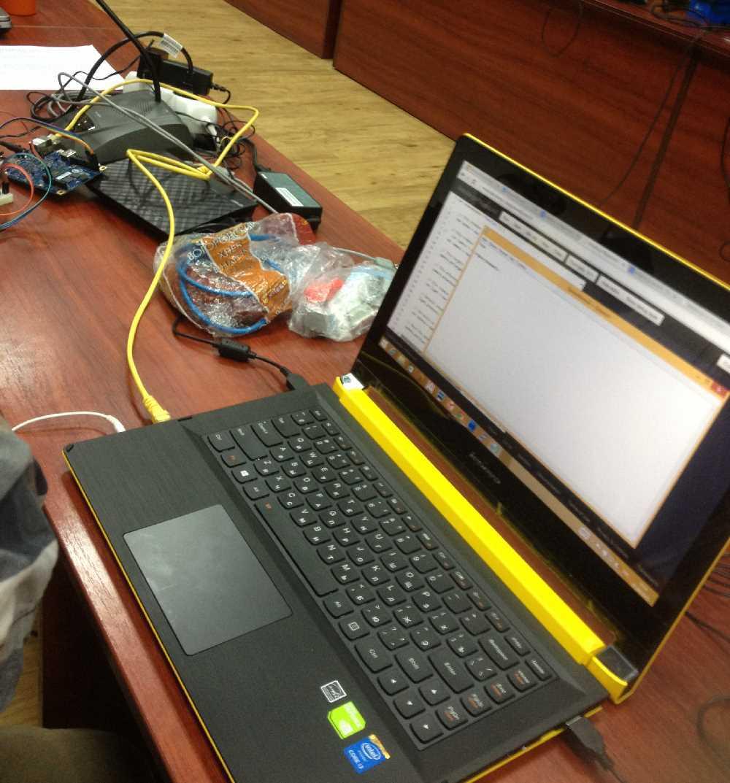Microsoft хакатон «IoT — интернет вещей» в Нижнем Новгороде - 2