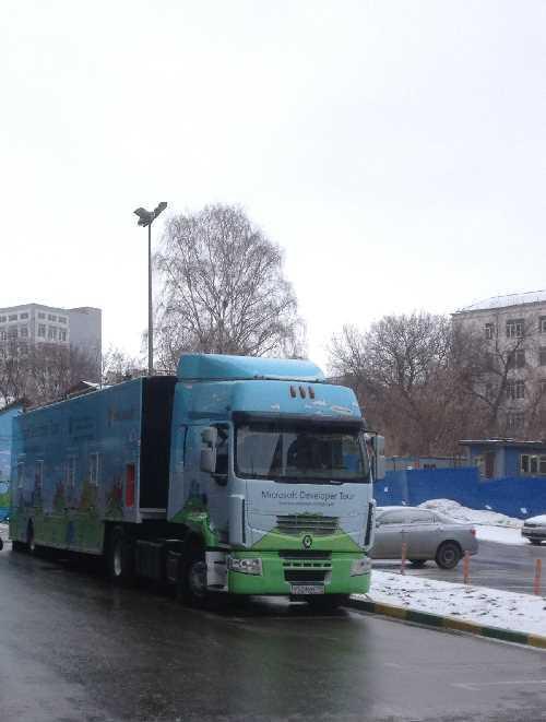 Microsoft хакатон «IoT — интернет вещей» в Нижнем Новгороде - 1