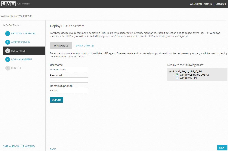 OSSIM — разворачиваем лучшую комплексную open source систему управления безопасностью - 28