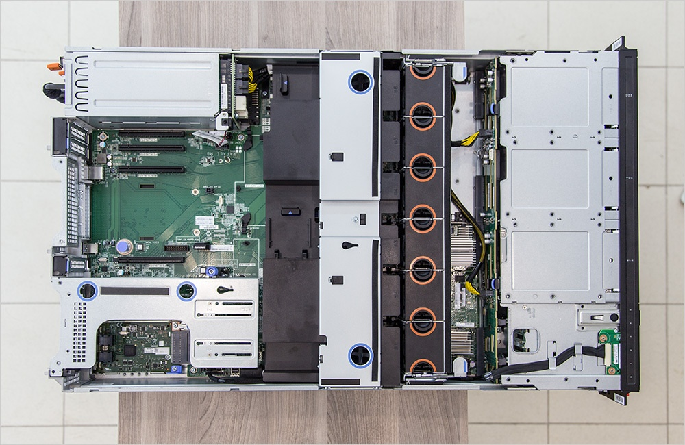 ThinkServer RD650: анатомия сервера нового поколения от Lenovo - 10