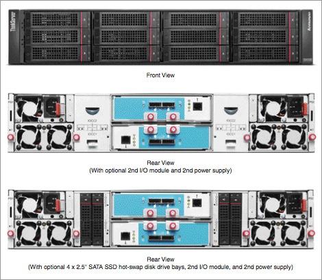 ThinkServer RD650: анатомия сервера нового поколения от Lenovo - 18
