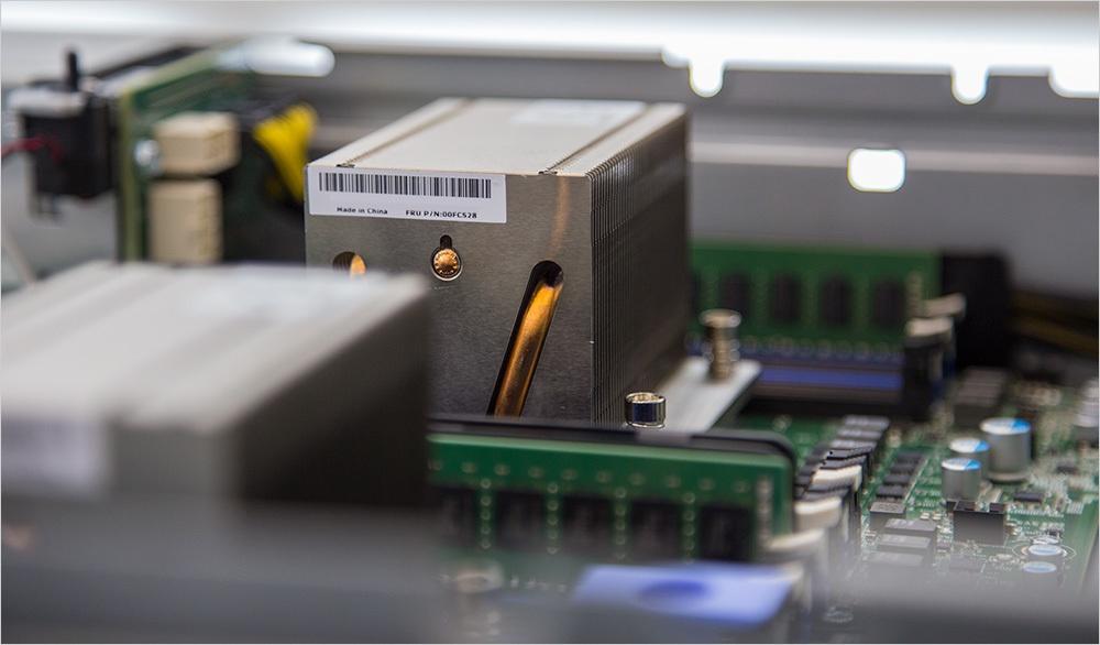 ThinkServer RD650: анатомия сервера нового поколения от Lenovo - 32