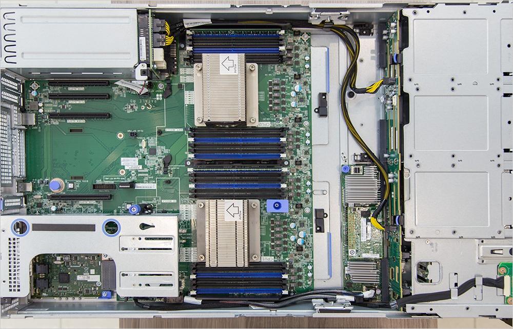 ThinkServer RD650: анатомия сервера нового поколения от Lenovo - 33