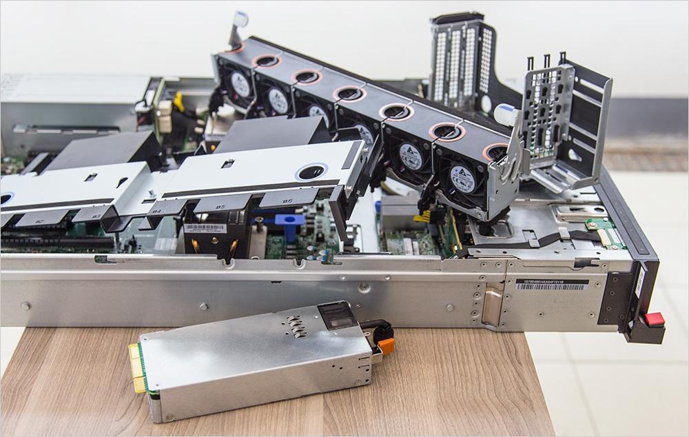 ThinkServer RD650: анатомия сервера нового поколения от Lenovo - 38