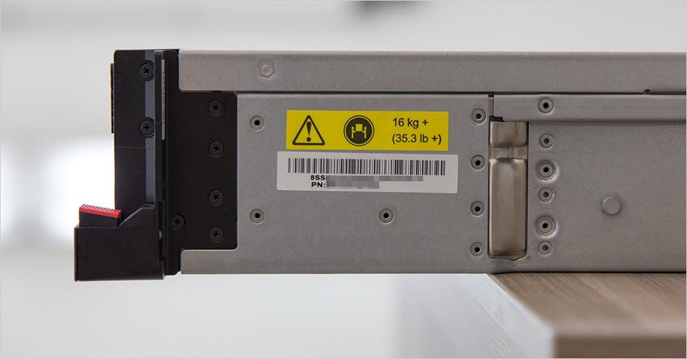 ThinkServer RD650: анатомия сервера нового поколения от Lenovo - 7