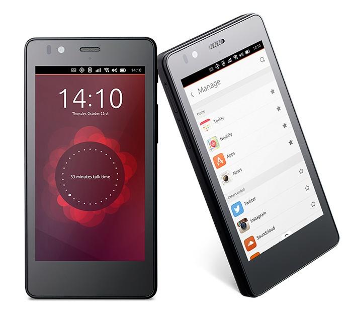 Ubuntu Phone поступил в продажу - 4