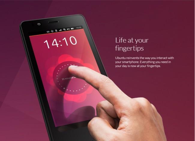 Ubuntu Phone поступил в продажу - 1