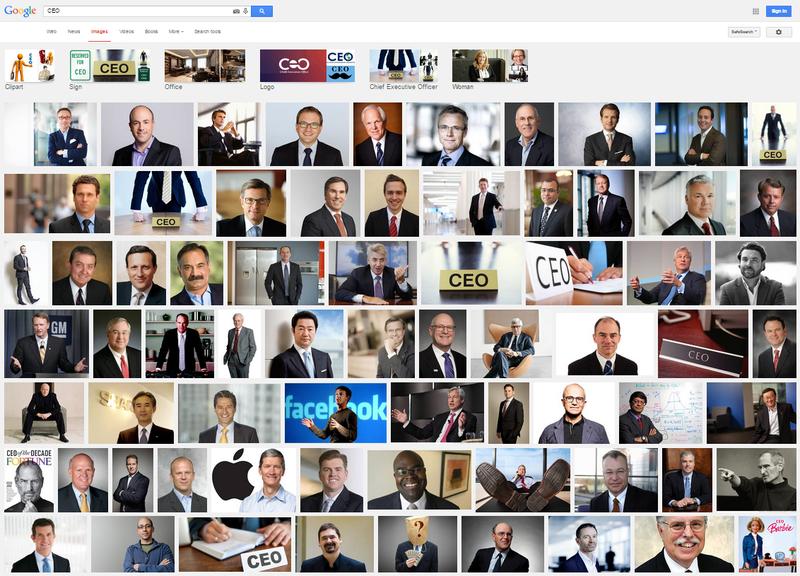 Женщина-руководитель от Google Search: кукла Барби как CEO - 2