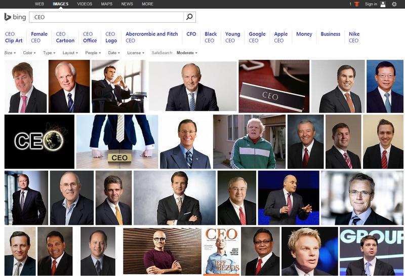 Женщина-руководитель от Google Search: кукла Барби как CEO - 3
